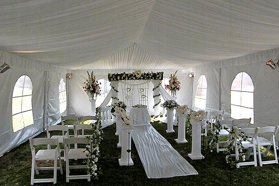 Party Tent Rentals in France