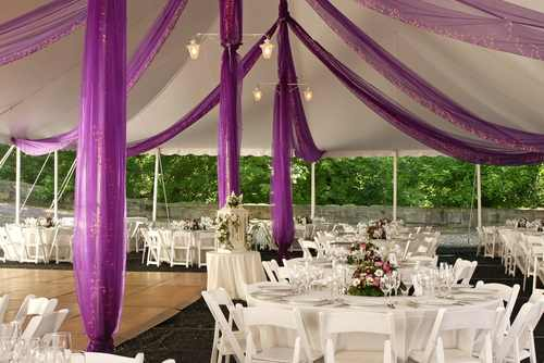 From Tent Rentals to Floral Arrangements Wedding and Receptions on a Budget : wedding reception tent - memphite.com
