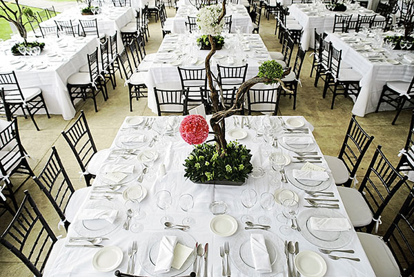 Before Ordering Table and Chair Rentals, Make Sure to Consider Your Event's Seating Arrangements with These Questions