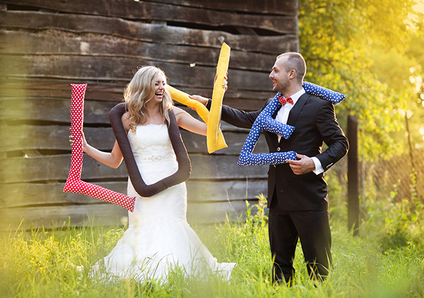 Four Fun Ideas to Make Your Outdoor Wedding a Dream Come True