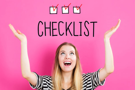 Your Dream Wedding Is Only a Checklist Away!