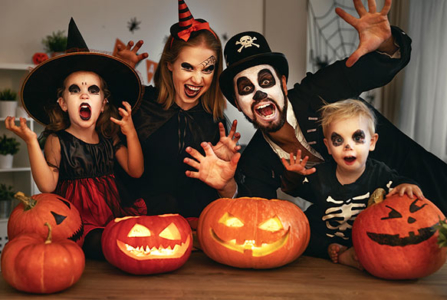 How To Plan A Ghoulishly Great Halloween Party In Your Own Backyard