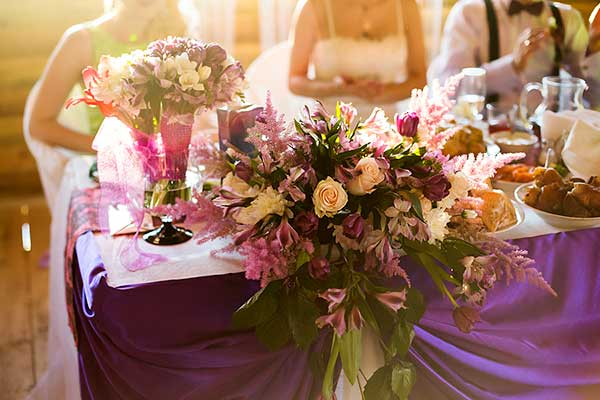 7 Wonderful Wedding Decorations For Your Big Day