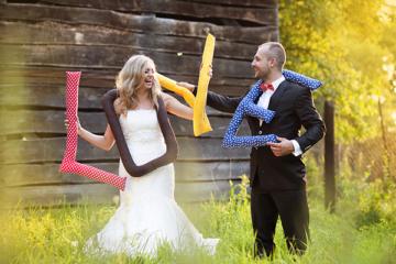 Four Fun Ideas to Make Your Outdoor Wedding a Dream Come True