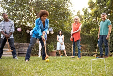 7 'Out There' Ideas For Your Backyard Bash