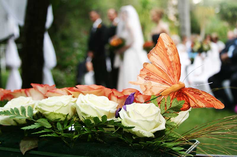 Outside the Box, Outside the Building: Crafting Creative Outdoor Weddings