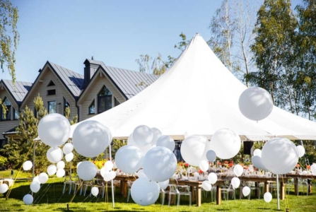 How Event Rentals Can Help You Plan the Easiest Summer Party Ever