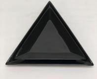 Black Triangular