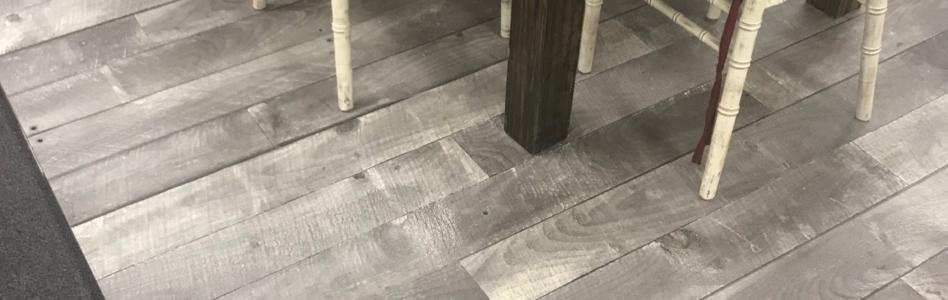 Rustic BarnPlank Flooring