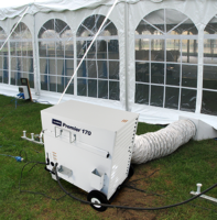 Tent Heater – Propane