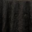 Black Paisley Lace