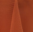 Burnt Orange Polyester Solid
