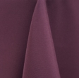 Claret Polyester Solid