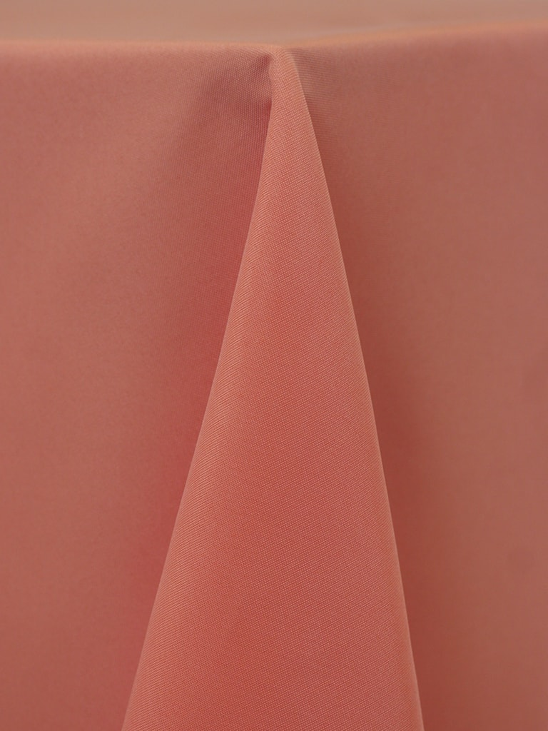 Coral Polyester Solid