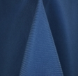 Dark Blue Polyester Solid