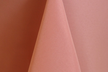 Dusty Rose Polyester Solid
