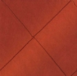 Fire Orange Pintuck