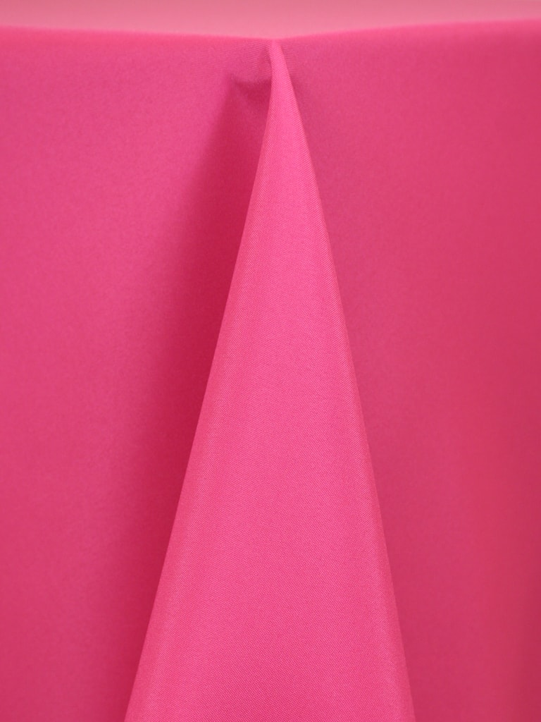 Fruit Punch Polyester Solid