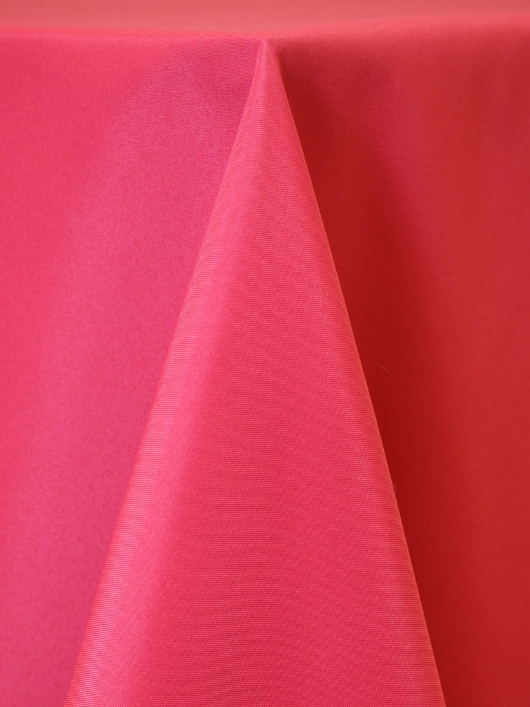 Fuchsia Polyester Solid