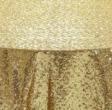 Gold Glimmer Sequin