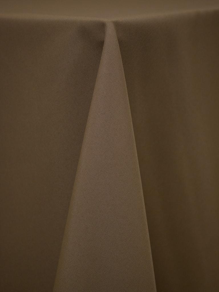 Khaki Polyester Solid