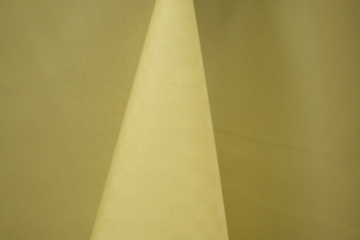 Maize Polyester Solid