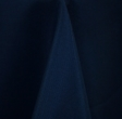 Navy Polyester Solid