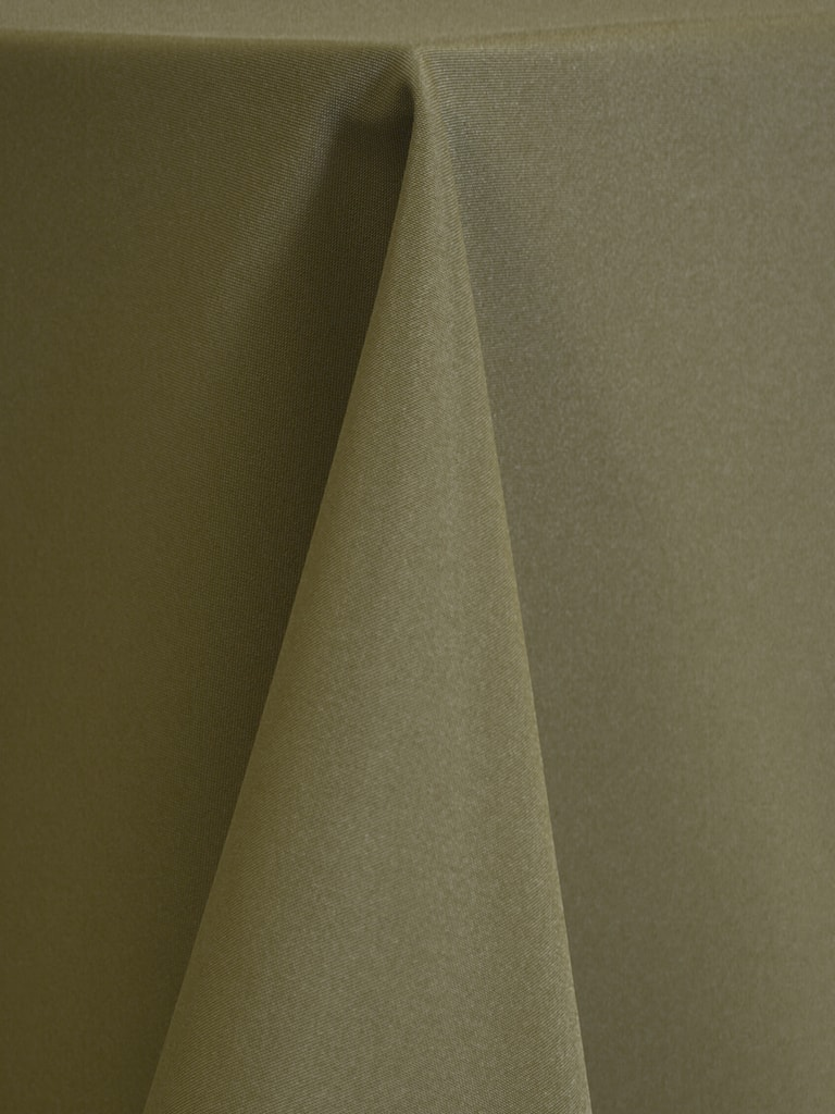 Olive Polyester Solid