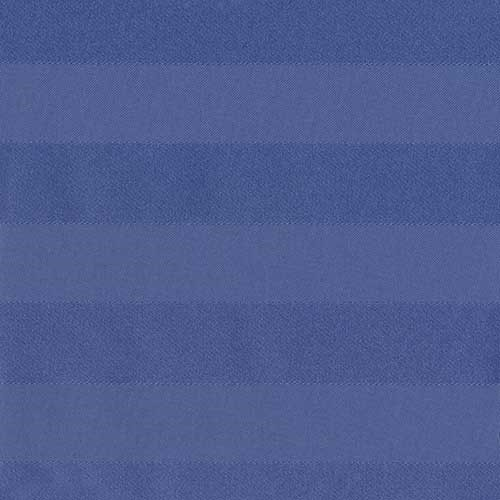 Periwinkle Polyester Stripe