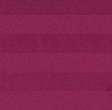 Raspberry Polyester Stripe