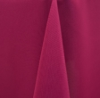 Raspberry Polyester Solid