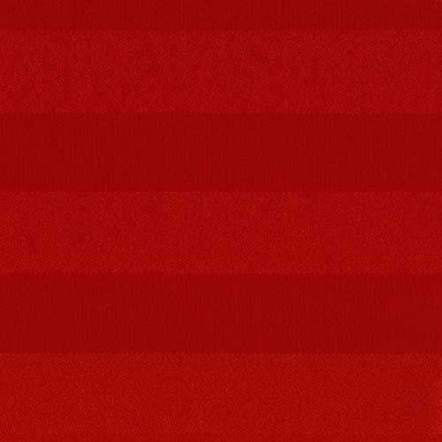 Red Polyester Stripe