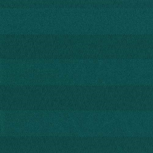 Teal Polyester Stripe
