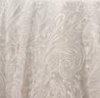 White Paisley Lace