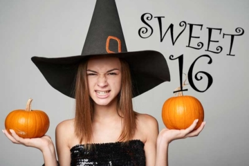 How To Have The Spookiest Sweet Sixteen This October