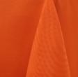 Pumpkin Orange Polyester Solid