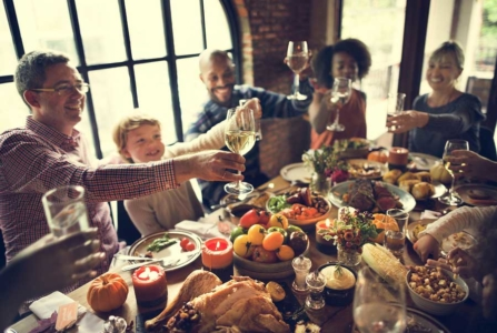 How To Throw The Perfect Thanksgiving Without A Hitch