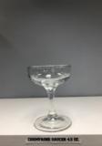 Champagne Saucer 4.5 oz.