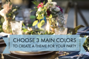 How to Make the Party Planning Process as Easy as Possible