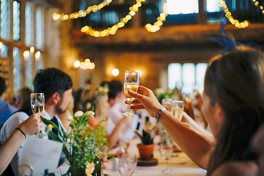 What Kinds of Things Should You Keep in Mind When Your Party's Right Around the Corner?
