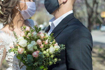 Planning a Wedding During a Pandemic? These 3 Tips Should Help